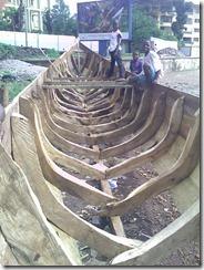 Construction barque Conakry